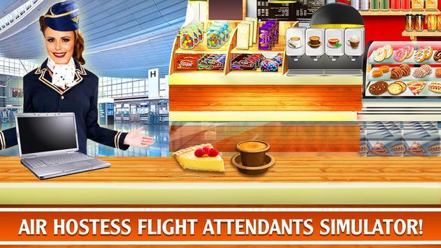 Air Hostess - Flight Attendants Simulator screenshot 8