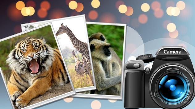 Wild Safari Quick Snapshot 3D poster
