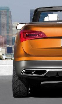 Wallp Audi CrossQuattroConcept poster
