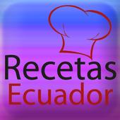 Recetas Ecuador icon