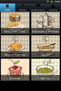 Recetas Ecuador poster