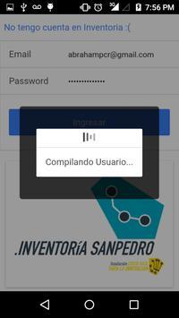 Inventoria San Pedro apk screenshot