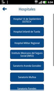 Directorio Tuxtla apk screenshot