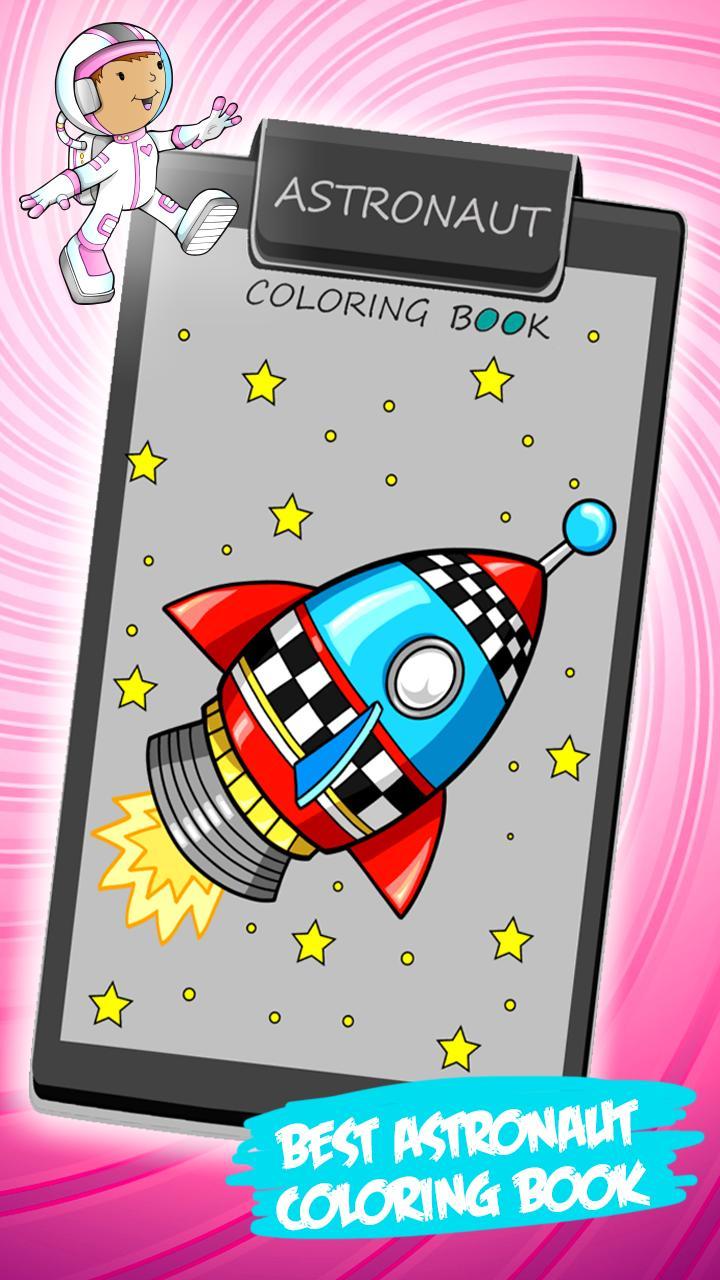 Android Icin Astronot Boyama Kitabi Apk Yi Indir