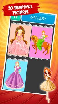 Princess Coloring Book apk screenshot