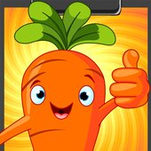 Vegetable Coloring Book icon
