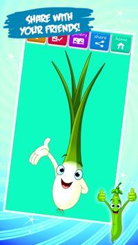 Vegetable Coloring Book screenshot 14
