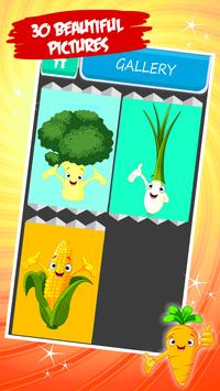Vegetable Coloring Book screenshot 15