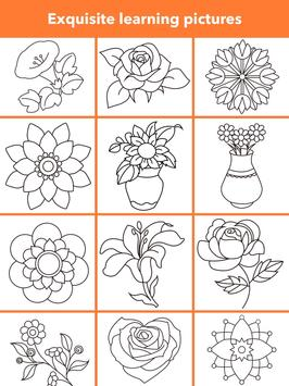 How To Draw Flowers screenshot 15