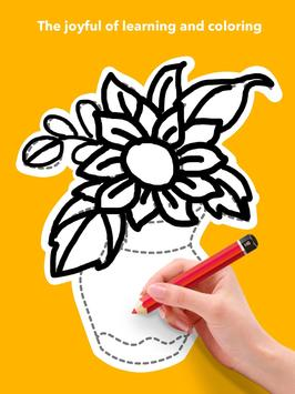 How To Draw Flowers screenshot 21