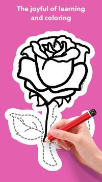 How To Draw Flowers screenshot 4