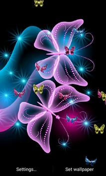Z5 neon butterfly wallpaper apk download free entertainment app z5 neon butterfly wallpaper poster z5 neon butterfly wallpaper apk screenshot voltagebd Images