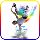 Man Dance Photo Montage icon