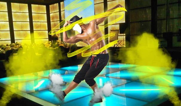 Man Dance Photo Montage screenshot 4