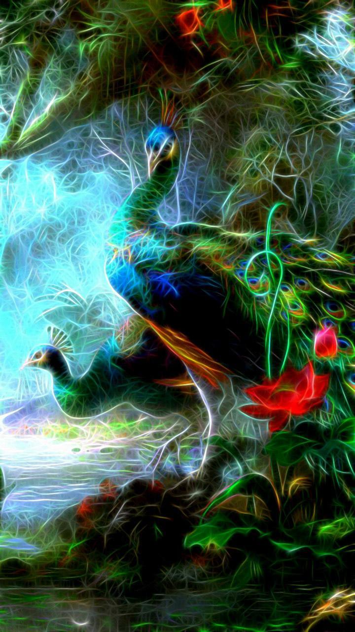 Neon Animal HD Wallpapers for Android - APK Download