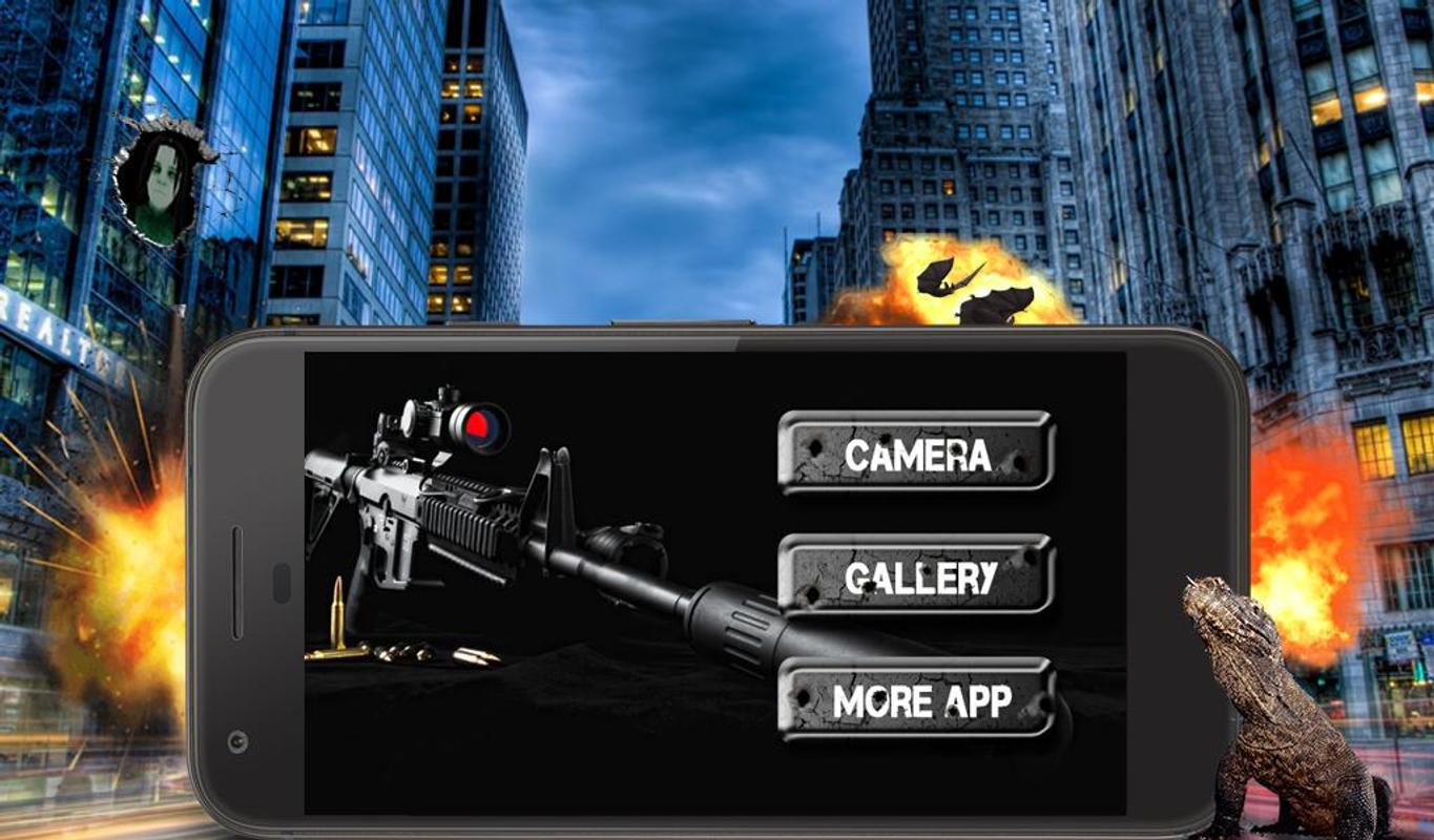 Ultimate special fx: action movie visual effects in videos [android].