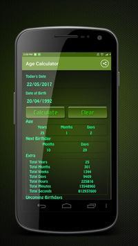 Age Calculator apk screenshot