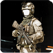 Army Suit Photo Editor icon