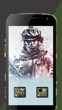 Army Suit Photo Editor screenshot 1