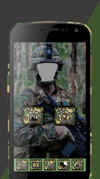Army Suit Photo Editor screenshot 3