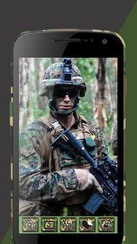 Army Suit Photo Editor screenshot 4