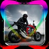 Bike Photo Frame icon