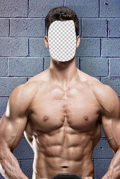 Body Builder Photo Suit apk screenshot