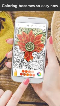 Colorfit - Drawing & Coloring poster