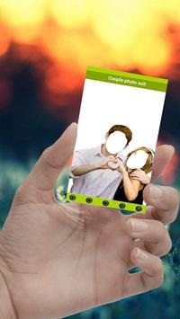 Couple Photo Suit apk screenshot