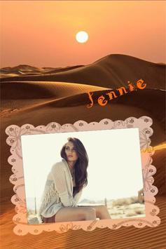 Desert Cover Photo screenshot 6