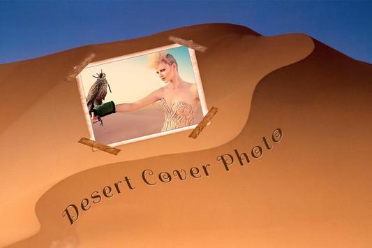 Desert Cover Photo poster