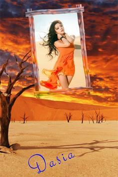 Desert Cover Photo screenshot 2