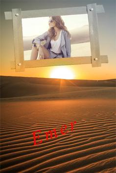 Desert Cover Photo screenshot 3