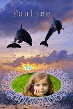 Dolphin Photo Montage apk screenshot