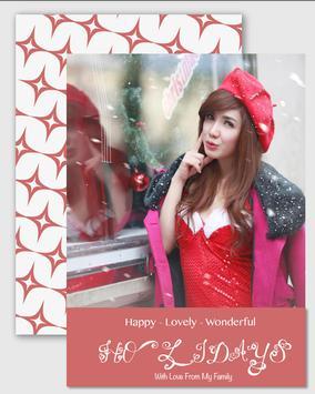 Greetings Card Photo Frame apk screenshot