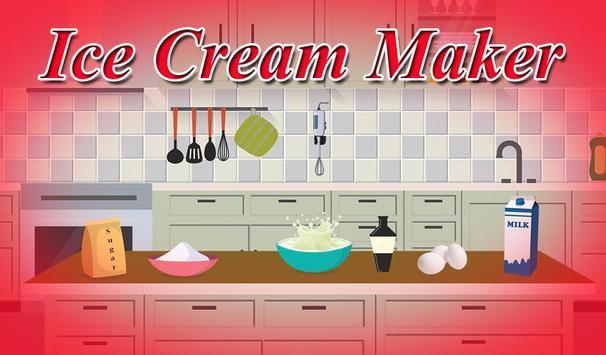 Ice Cream Maker-poster