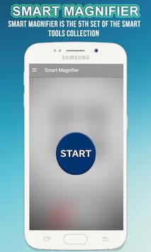 Digital Magnifying Glass free with Light screenshot 4