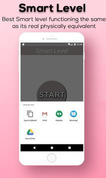 Smart level tool: spirit level - bubble leveling screenshot 3