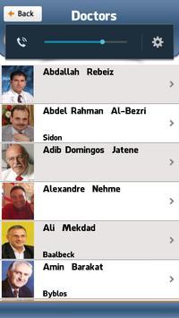 People of Lebanon apk screenshot