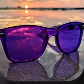 Stylish SunGlass Photo Montage icon