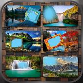 Scenery Photo Frames icon