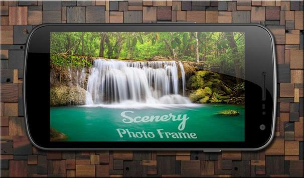 Scenery Photo Frames poster