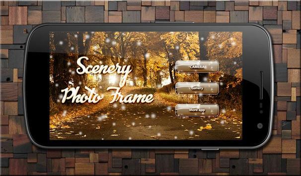 Scenery Photo Frames screenshot 1