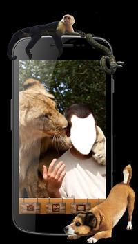 Wild Animal Photo Suit screenshot 3
