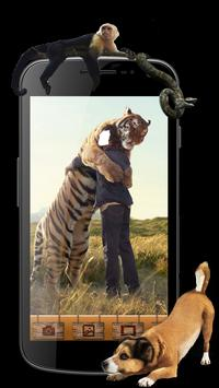 Wild Animal Photo Suit screenshot 4