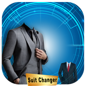 Men Formal and Casual Suit Photo Editor 2018 👨 icon