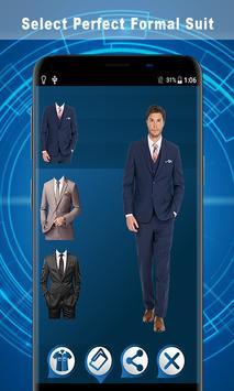 Men Formal and Casual Suit Photo Editor 2018 👨 screenshot 2