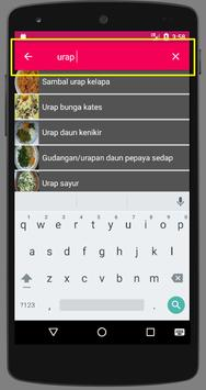 Resep Urap screenshot 6