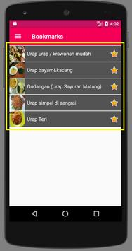 Resep Urap screenshot 8
