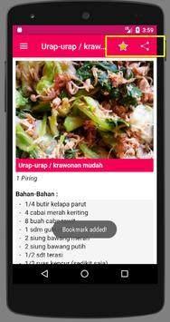 Resep Urap screenshot 9